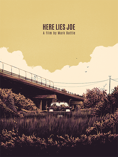 movie poster for Here Lies Joe